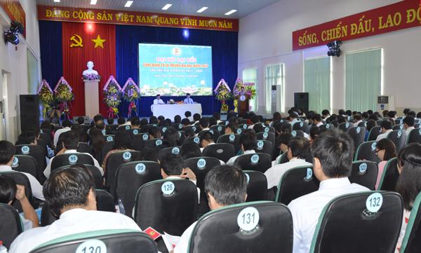 Đại hội đại biểu Công đoàn cơ sở Trường Đại học Đồng Tháp lần thứ XIX, nhiệm kỳ 2017 - 20222