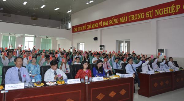 Đại hội đại biểu Công đoàn cơ sở Trường Đại học Đồng Tháp lần thứ XIX, nhiệm kỳ 2017 - 20227