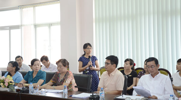 Hội nghị Tổng kết Kiến tập sư phạm và Triển khai kế hoạch thực tập tốt nghiệp năm học 2017 – 20183